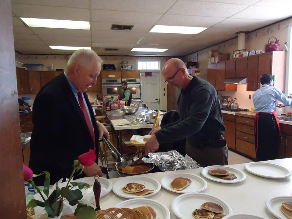 Trustees Pancake